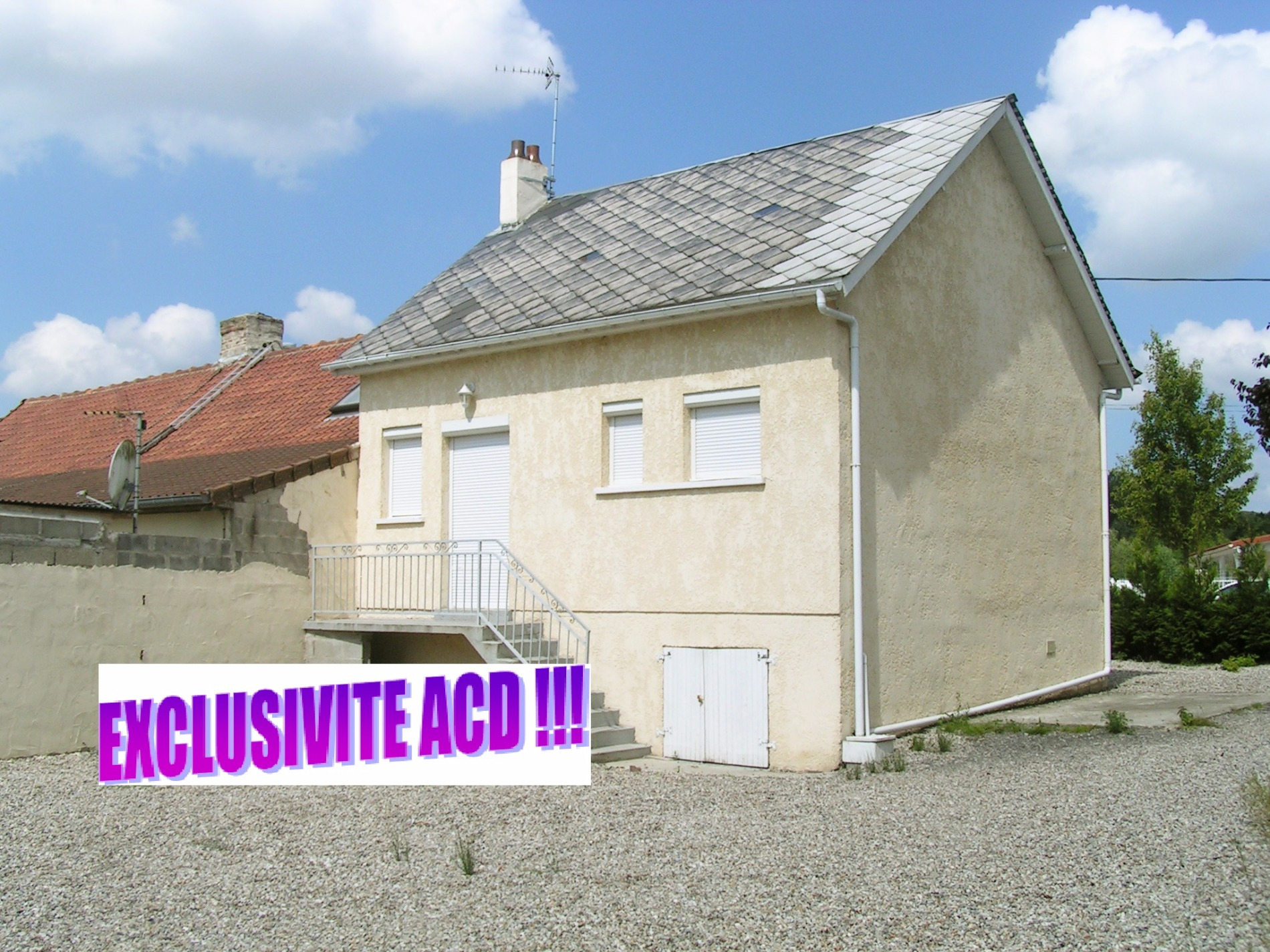 Acd immobilier exclusivit immobili re for Maison a louer par agence immobiliere