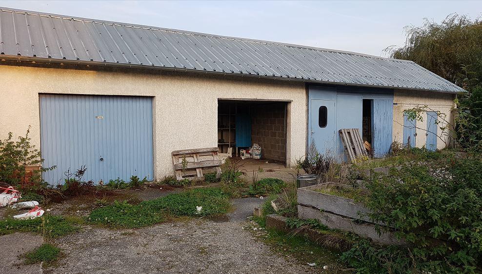 Vente immeuble anciennement usage de commerce for Garage ad abbeville